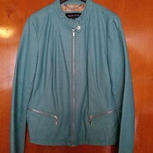 Black Rivet, Faux Leather jacket